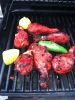 On the BBQ
